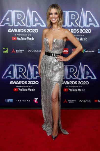 AUS: 2020 ARIA Awards - Media Wall