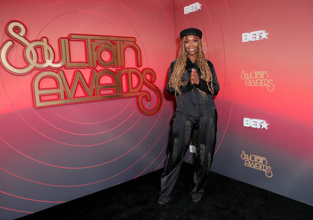 CA: 2020 Soul Train Awards - Presented By BET - Red Carpet