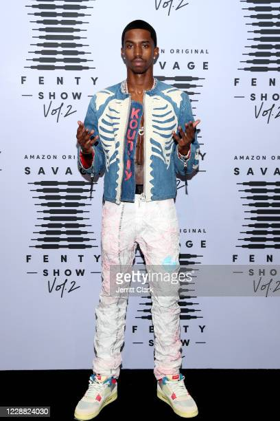 In this image released on October 1 Christian Combs attends Rihanna's Savage X Fenty Show Vol 2 presented by Amazon Prime Video at the Los Angeles...