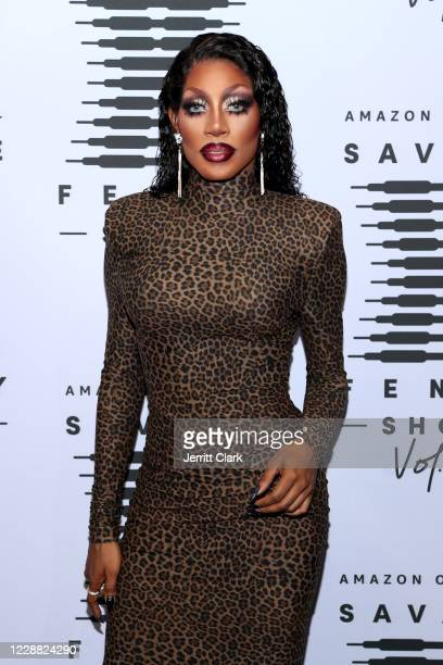 In this image released on October 1 Jaida Essence Hall attends Rihanna's Savage X Fenty Show Vol 2 presented by Amazon Prime Video at the Los Angeles...