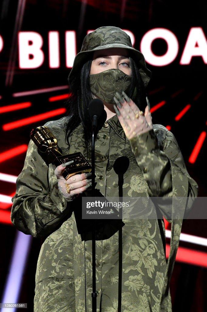 2020 Billboard Music Awards - Show : News Photo