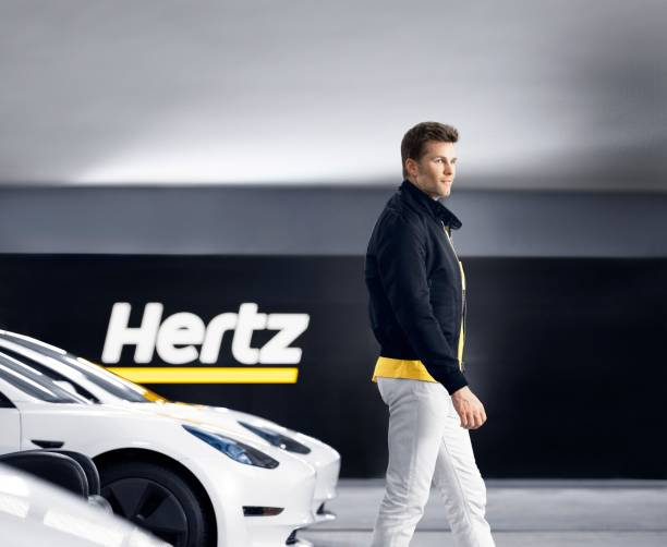 """UNS: Behind the Scenes at the """"Hertz Let's Go?"""" Campaign featuring seven-time Super Bowl champion Tom Brady and celebrating the company's huge investment in Electric Vehicles"""