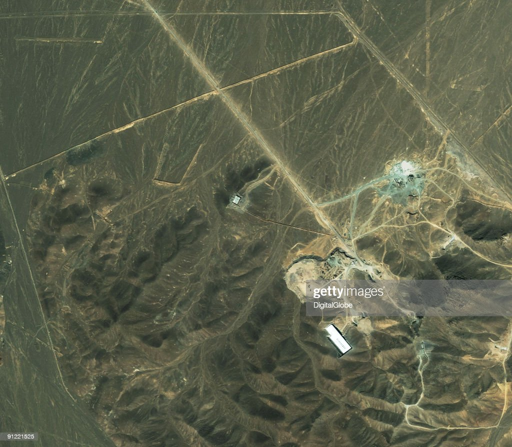 In this is a satellite image the