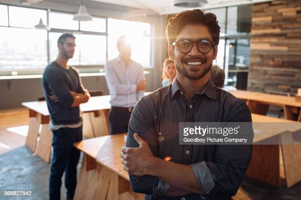 in this office we only know about succeeding - entrepreneur stock pictures, royalty-free photos & images
