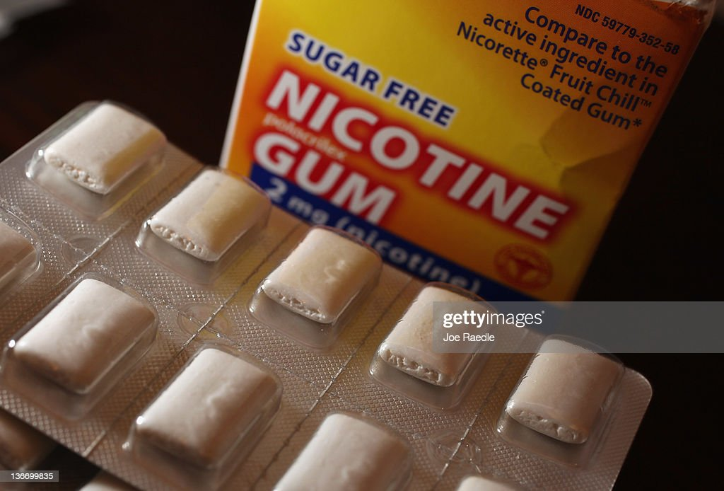New Study Finds Nicotine Patch And Gum Ineffective In Aiding With Quitting Smoking