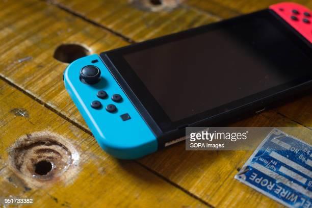 Nintendo Switch Design ändern
