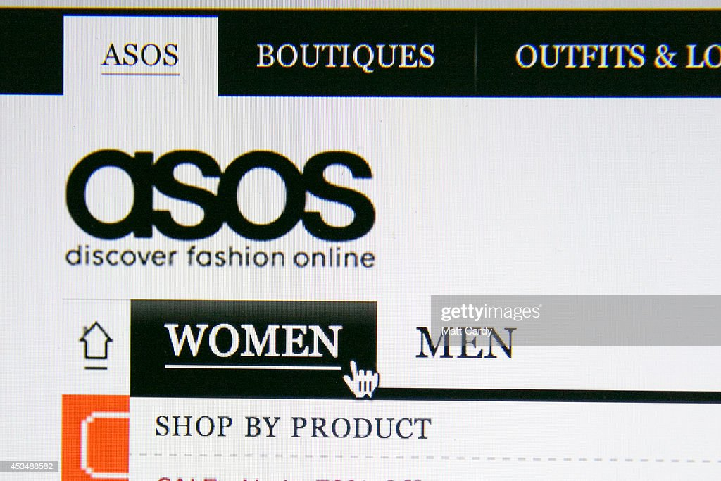 In this photo illustration a laptop displays the ASOS website on August 11, 2014 in Bristol, United Kingdom. This week marks the 20th anniversary of the first online sale. Since that sale - a copy of an album by the artist Sting - online retailing has grown to such an extent that it is now claimed that 95 percent of the UK population has shopped online and close to one in four deciding to shop online each week.