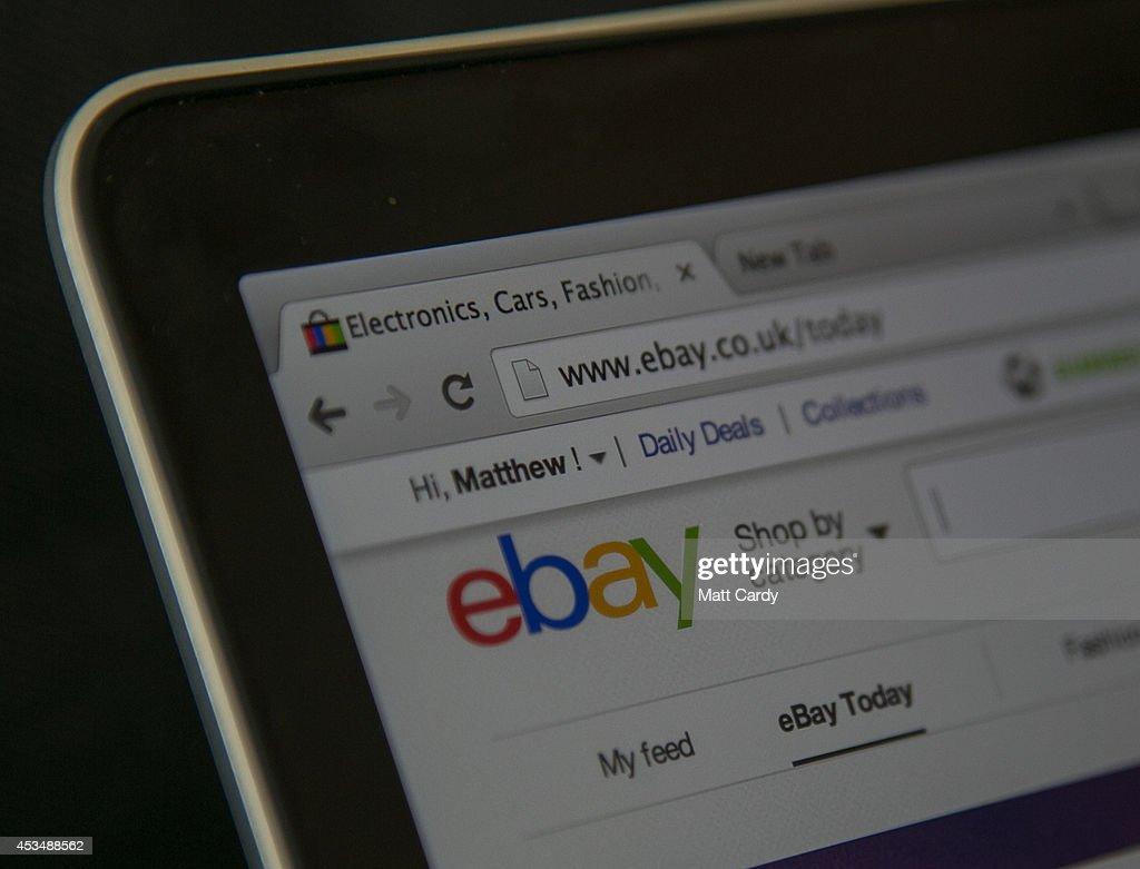 20th Anniversary Of First Online Sale : News Photo