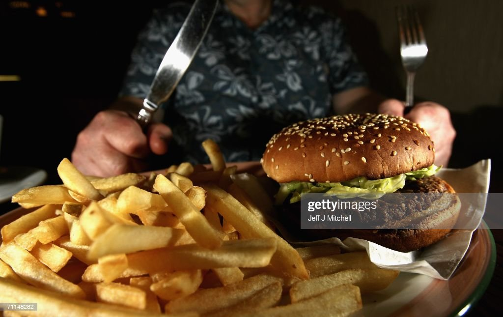 Increasing Obesity Figures Cause Health Concerns : News Photo