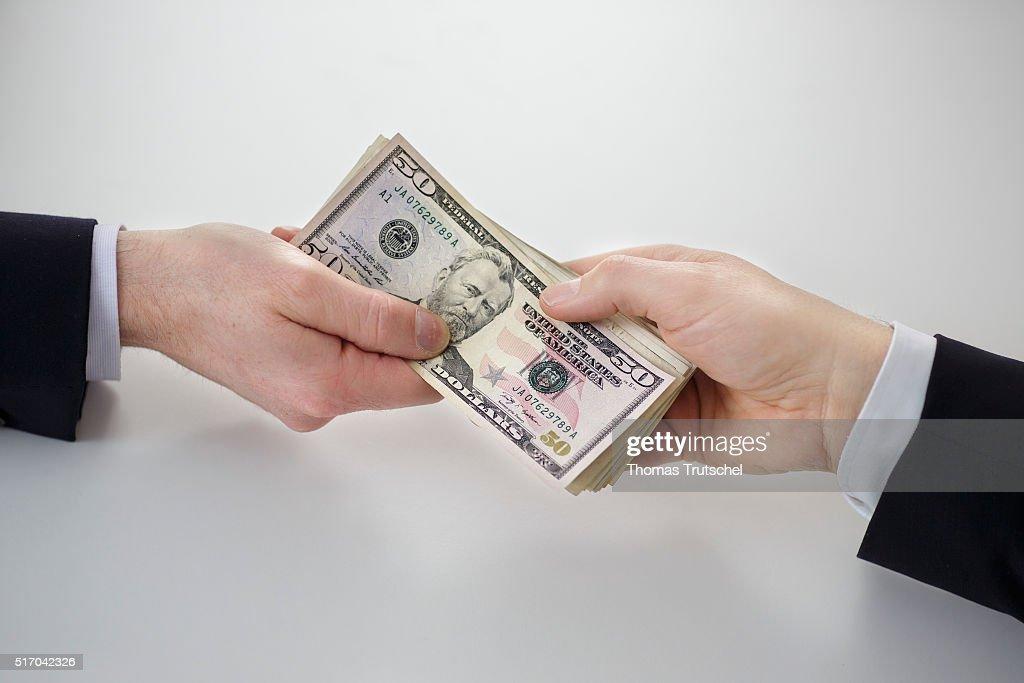Dollar Bills : Photo d'actualité