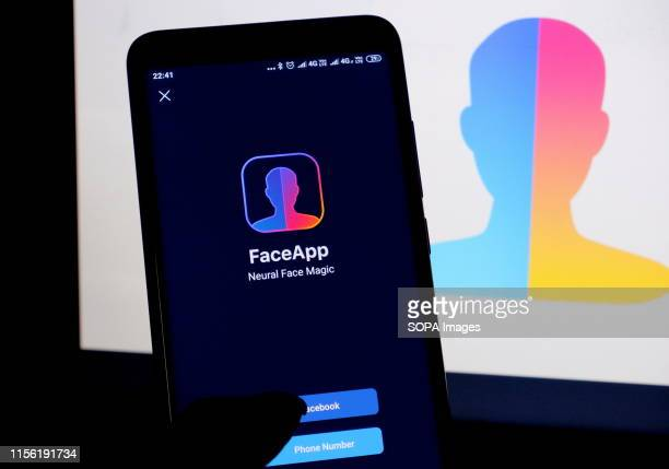 24 Faceapp Pictures, Photos & Images - Getty Images