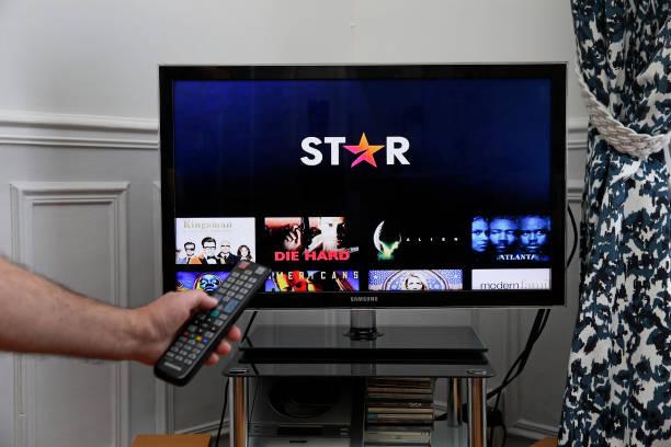 FRA: Streaming Plateform Disney + Launches Star : Illustration