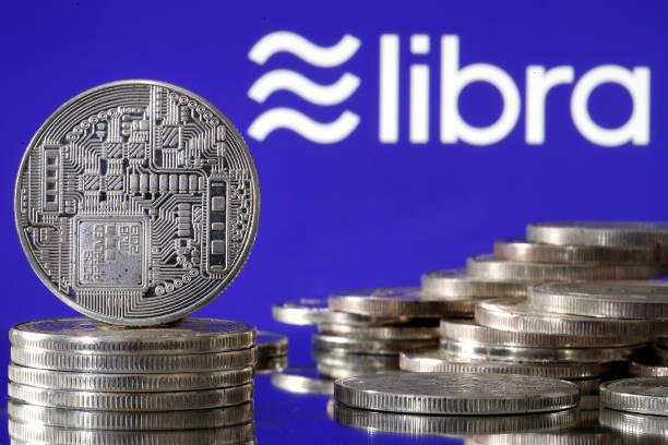 FRA: Facebook Libra Virtual Currency : Illustration