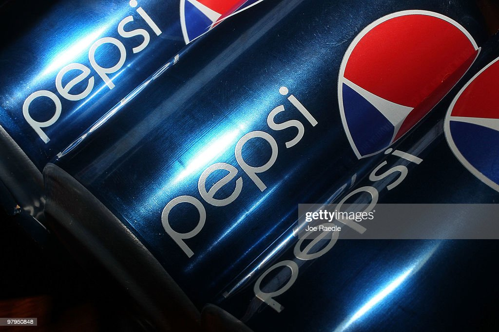 Pepsi And Frito Announce Plans To Cut Sodium, Sugar, And Fat From Products : ニュース写真
