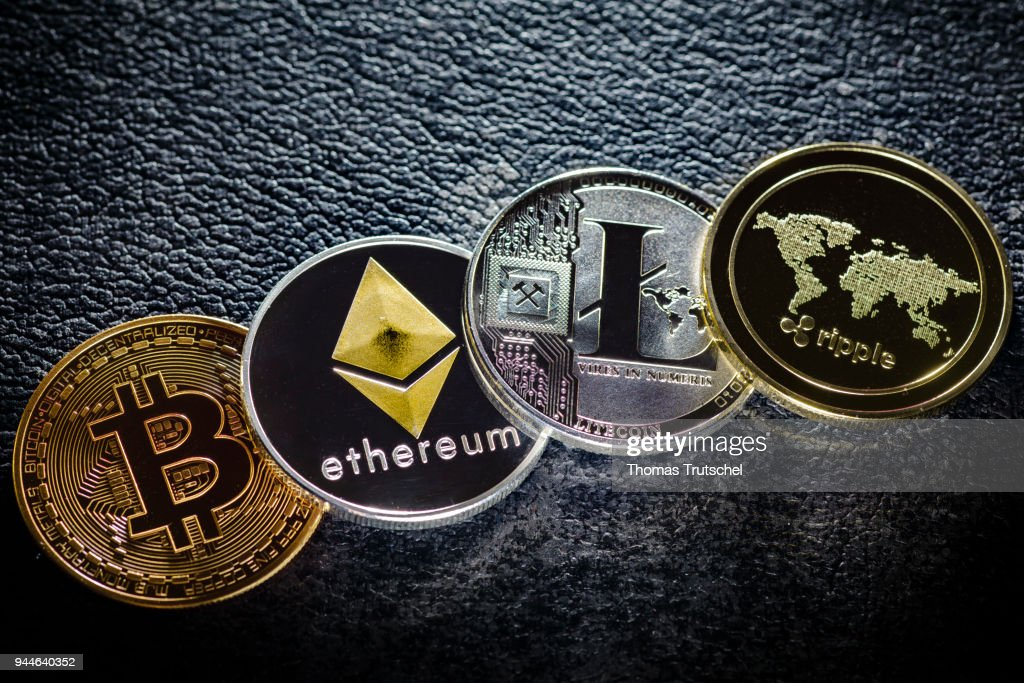 Crypto Currencies : News Photo