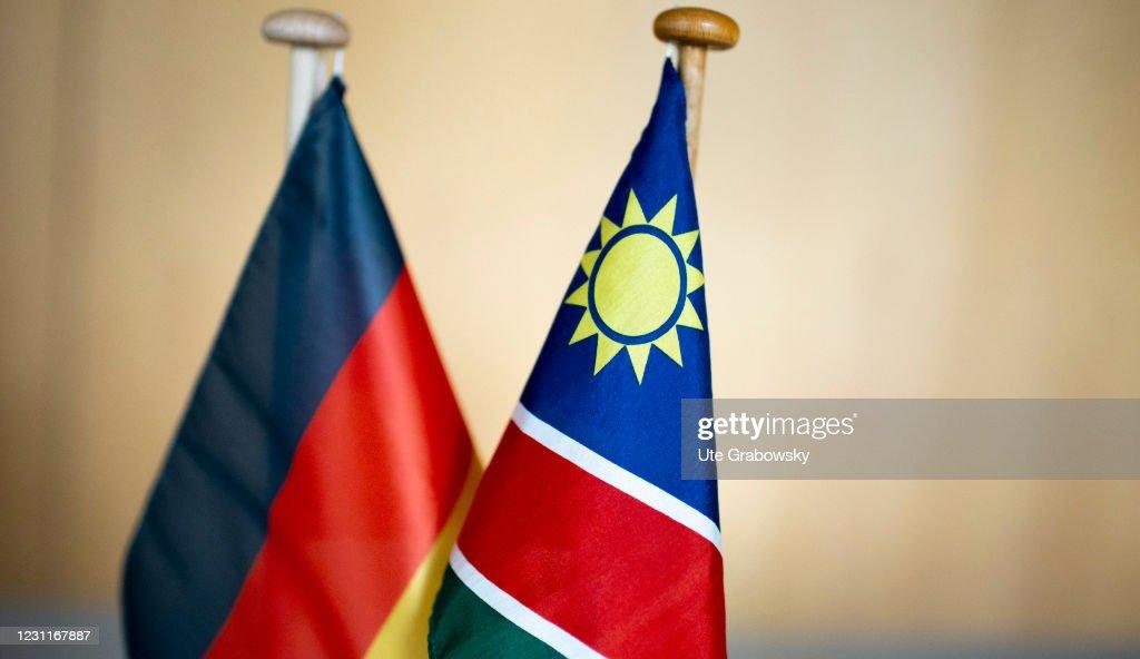 Germany, Namibia : Nieuwsfoto's
