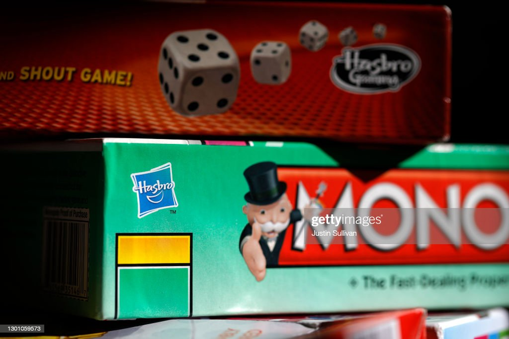 Game Maker Hasbro Beats Earning Expectations, As People Staying Home During Pandemic Helps Increase Sales : Nieuwsfoto's