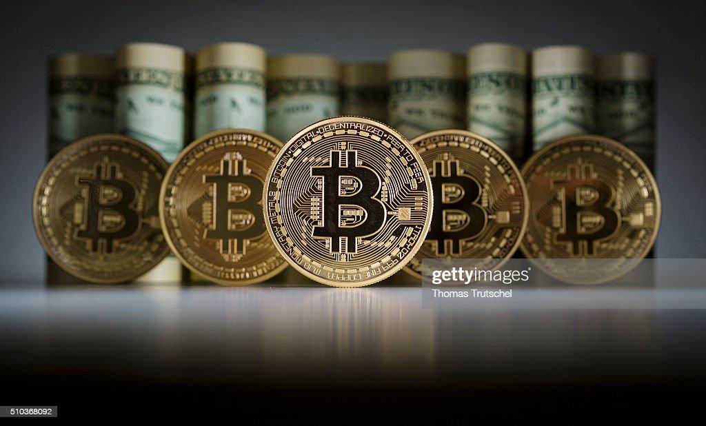 Bitcoin : News Photo
