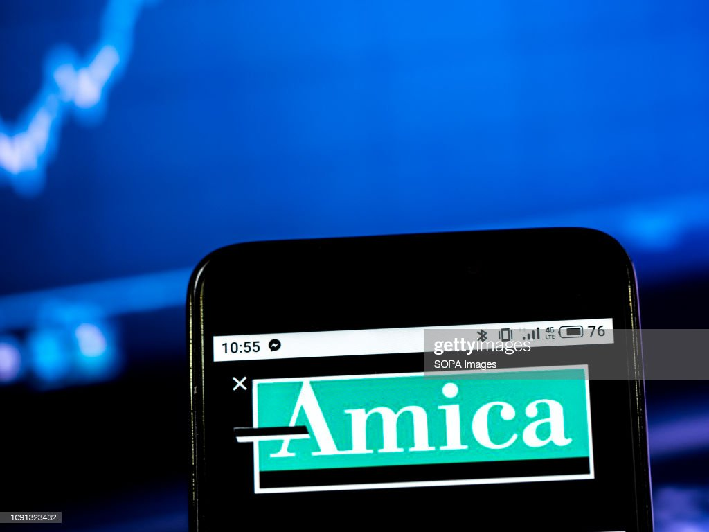 Amica Insurance Company >> In This Photo Illustration The Amica Mutual Insurance