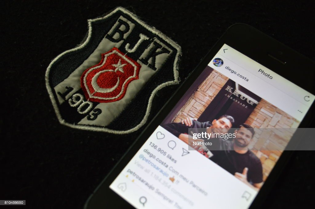 Besiktas' Fans Break Instagram Record for Comments : News Photo