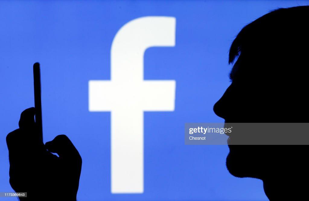 Facebook : Illustration : News Photo