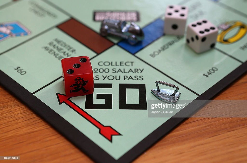 In this photo illustration, the Monopoly iron game piece is displayed on February 6, 2013 in Fairfax, California. Toy maker Hasbro, Inc. announced today that fans of the board game Monopoly voted in an online contest to eliminate the iron playing figure and replace it with a cat figure. The cat game piece received 31 percent of the online votes to beat out four other contenders, a robot, diamond ring, helicopter and guitar.