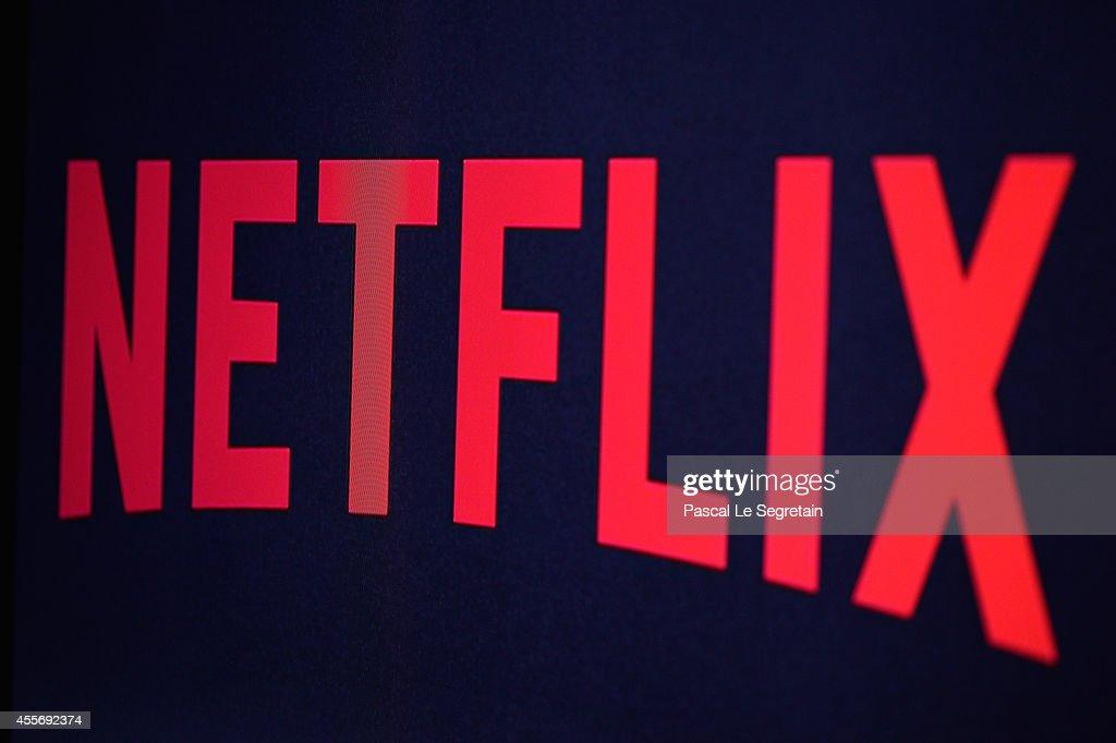 US Online Streaming Giant Netflix : Illustration : News Photo