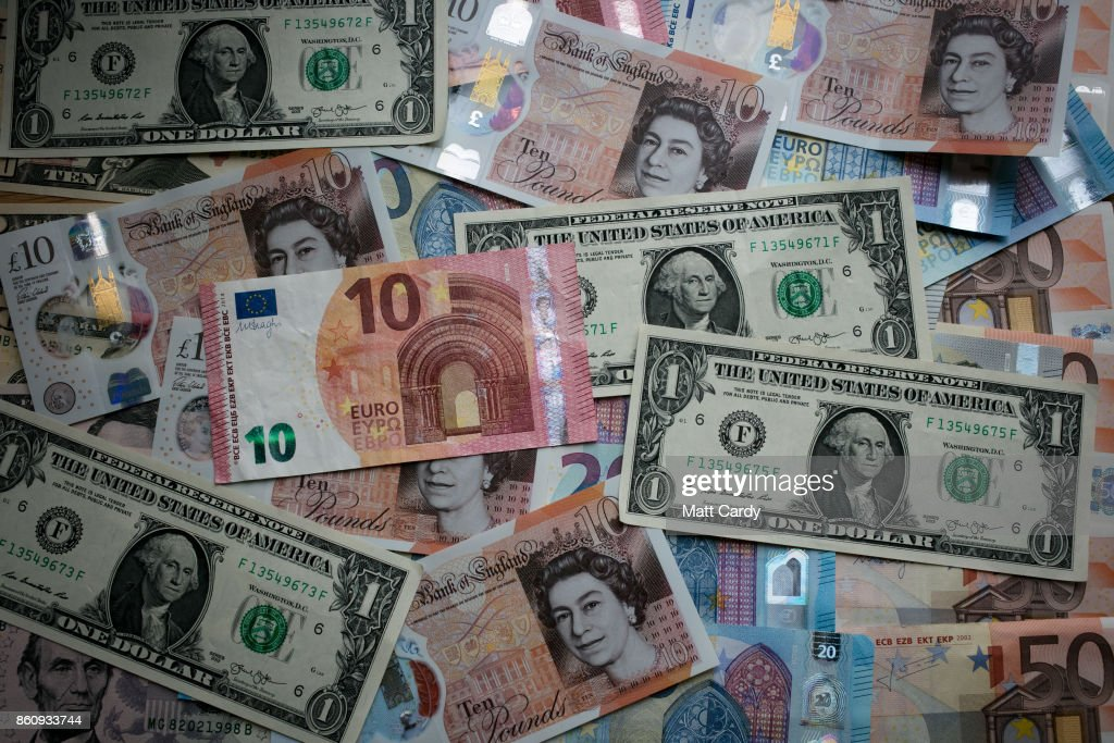 Sterling Rates To Fluctuate During Brexit Negotiations : Nachrichtenfoto