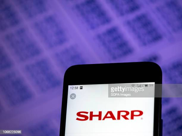 Sharp Corporation Pictures and Photos - Getty Images