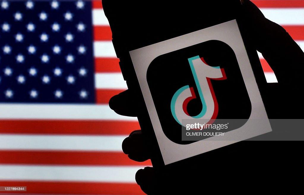US-IT-CHINA-POLITICS-TIKTOK : News Photo