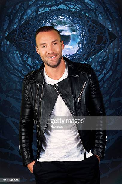 In this photo provided by Channel 5 Celebrity Big Brother 2015 housemate Calum Best poses for a photo ahead of the launch of the Channel 5 reality...