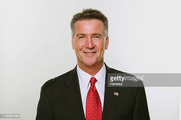 In this photo provided by the NFL Bruce Allen of the Washington Redskins poses for his 2010 NFL headshot circa 2010 in Washington DC