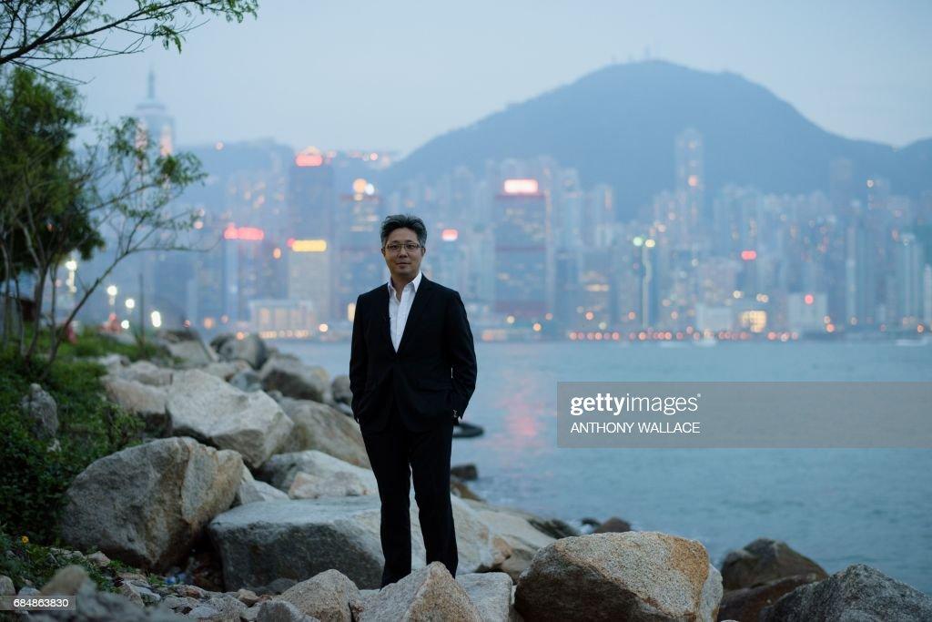 HONG KONG-CHINA-BRITAIN-POLITICS-SOCIAL-PEOPLE : News Photo