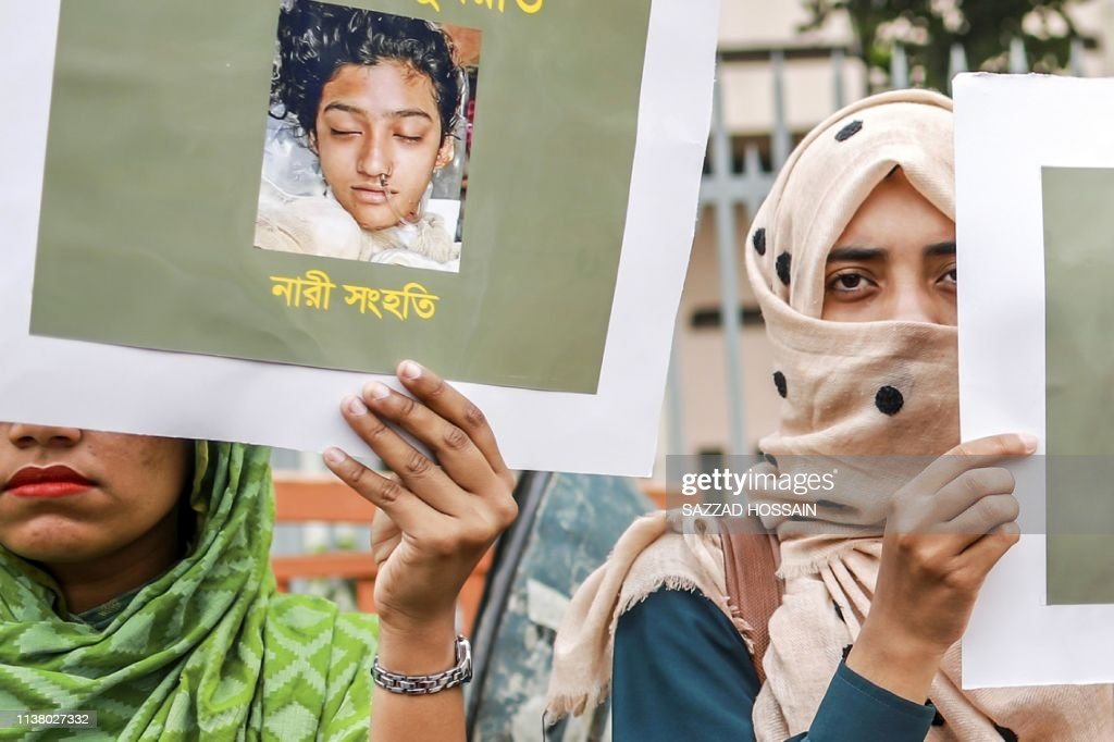 BANGLADESH-ASSAULT-GENDER : News Photo