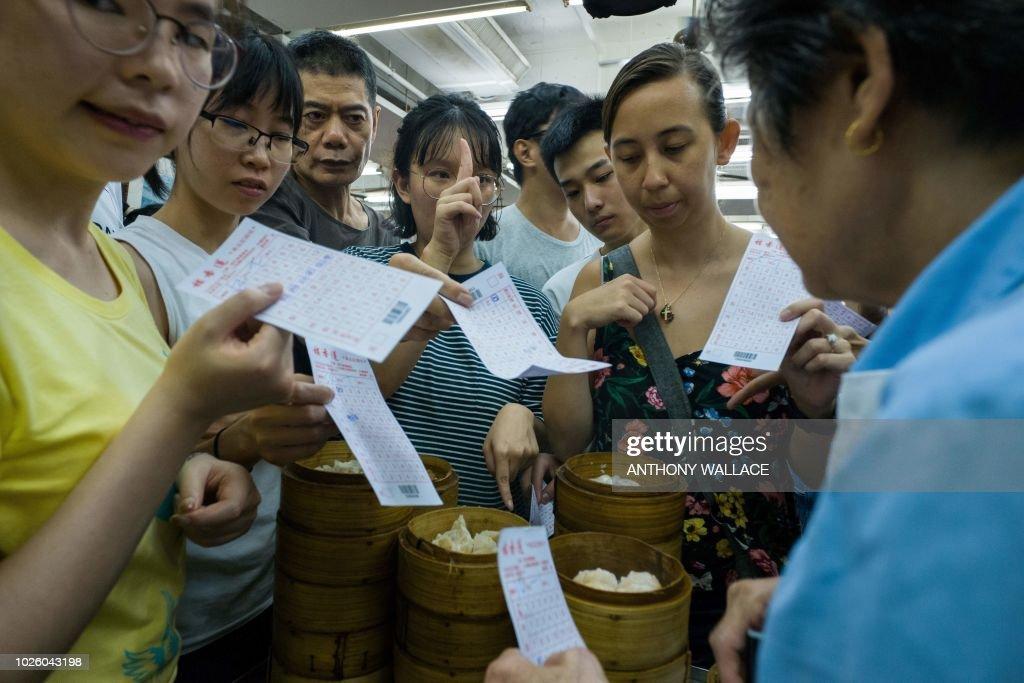 HONG KONG-FOOD DRINK-CULTURE-LIFESTYLE-DIMSUM : News Photo