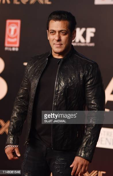 In this photo taken on June 4 Indian Bollywood actor Salman Khan attends the premiere of his Hindi film 'Bharat' in Mumbai