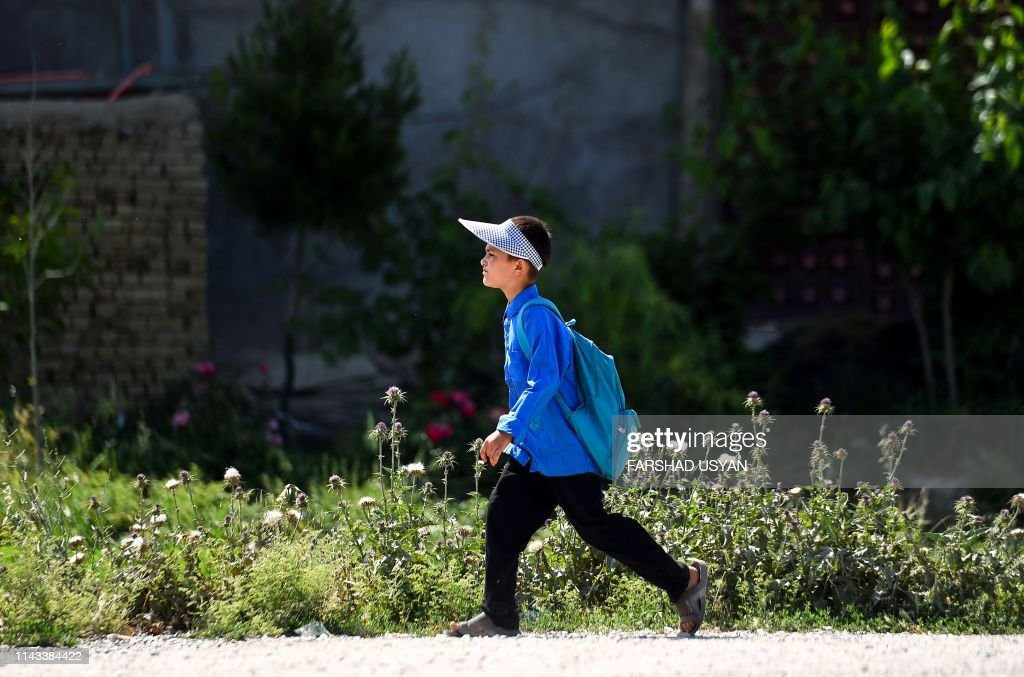 AFGHANISTAN-SOCIETY-EDUCATION : News Photo