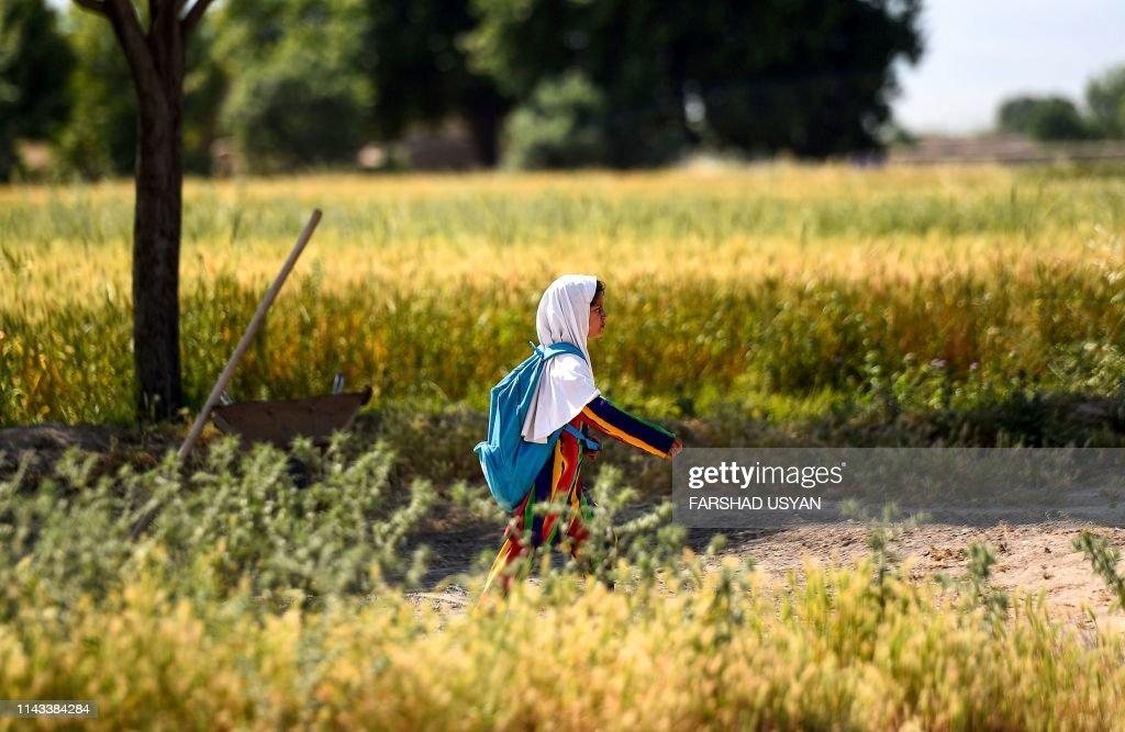 TOPSHOT-AFGHANISTAN-SOCIETY-EDUCATION : News Photo