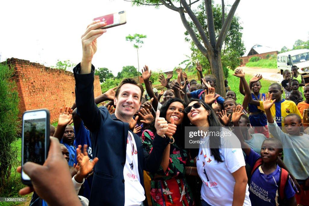 Luca Attanasio, Italian Ambassador To Democratic Republic Of Congo : News Photo