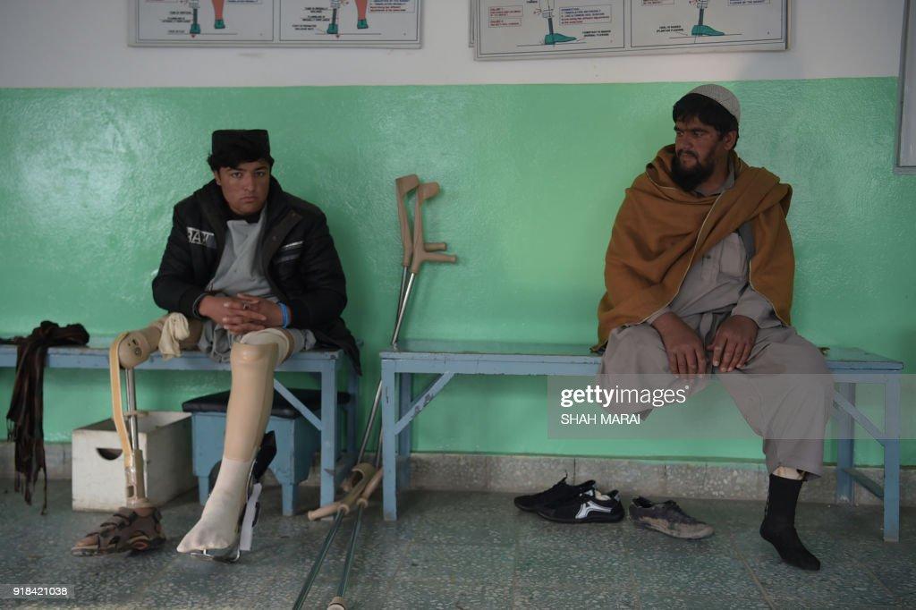 AFGHANISTAN-CONFLICT-CIVILIANS-CASUALTIES-UN : News Photo