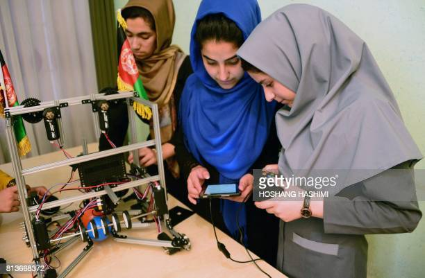 ec2e1315 In this photograph taken on July 2 teenagers from the Afghanistan... News  Photo - Getty Images