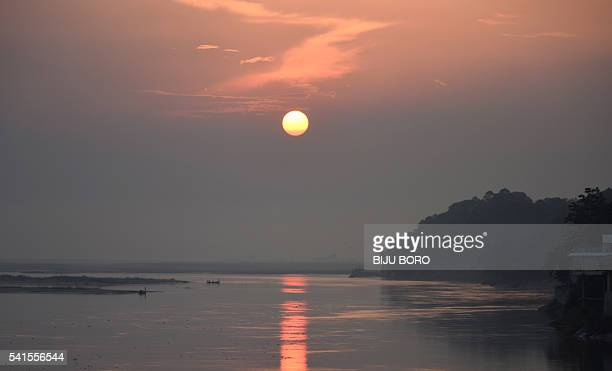 Brahmaputra River Stock Photos And Pictures