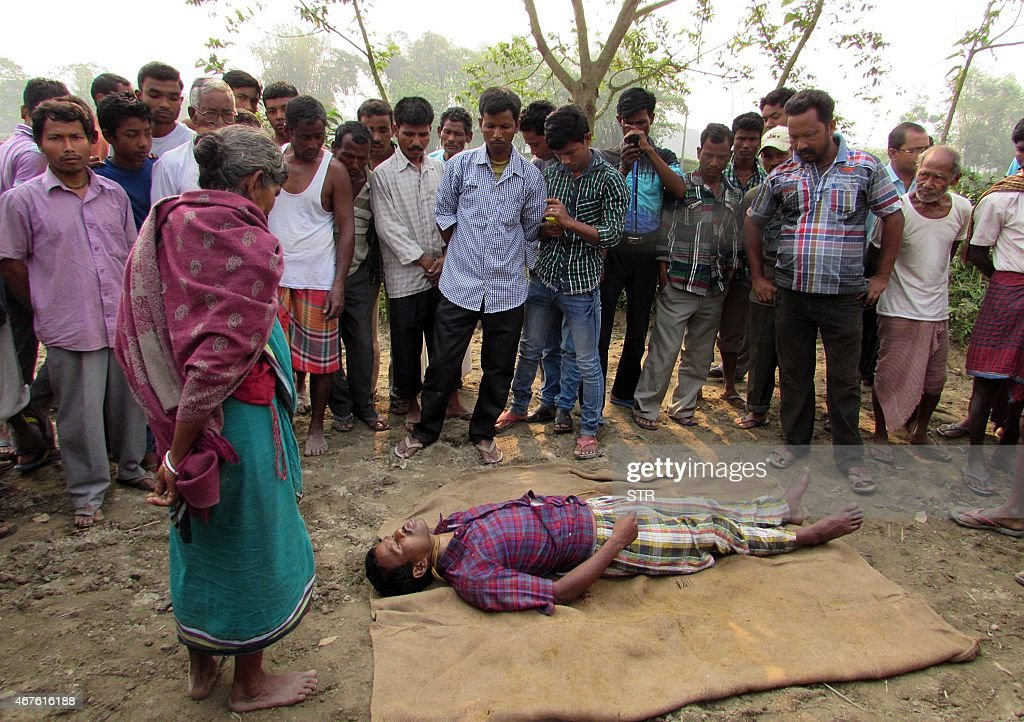 INDIA-AGRICULTURE-FARMER-SUICIDE : News Photo
