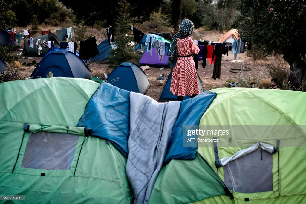 GREECE-TURKEY-EU-MIGRATION-NGO : News Photo
