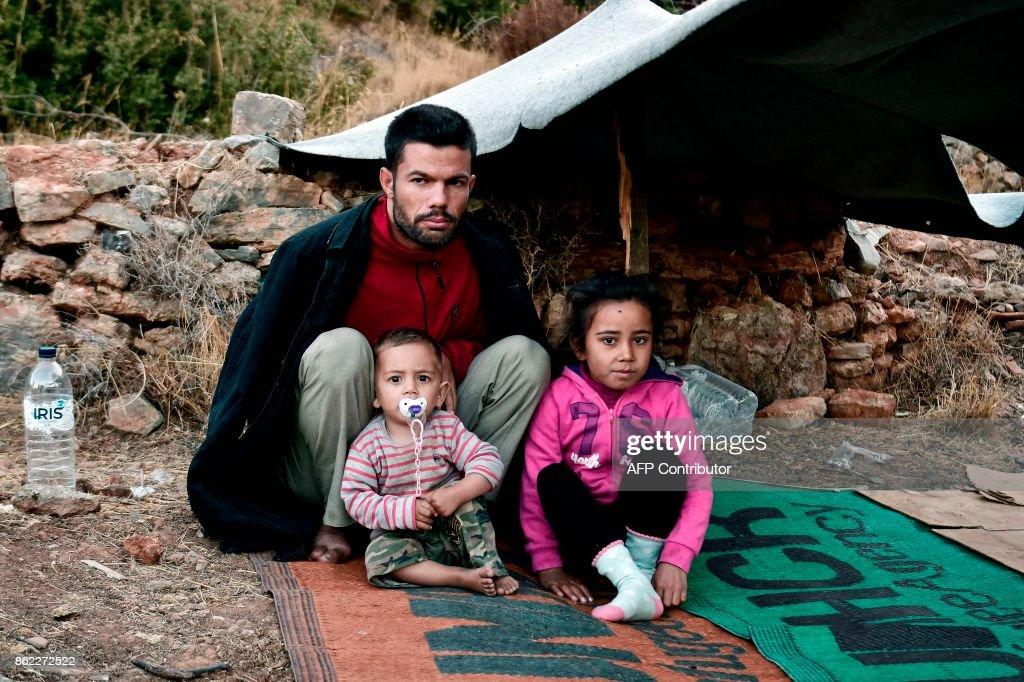 GREECE-TURKEY-EU-MIGRATION-NGO : News Photo