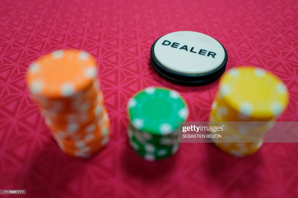 FRANCE-CASINO-GAMBLING : News Photo