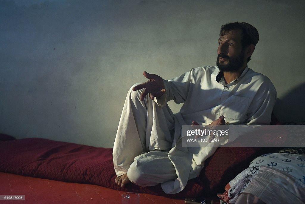 AFGHANISTAN-UNREST-OPIUM-TALIBAN : Foto di attualità