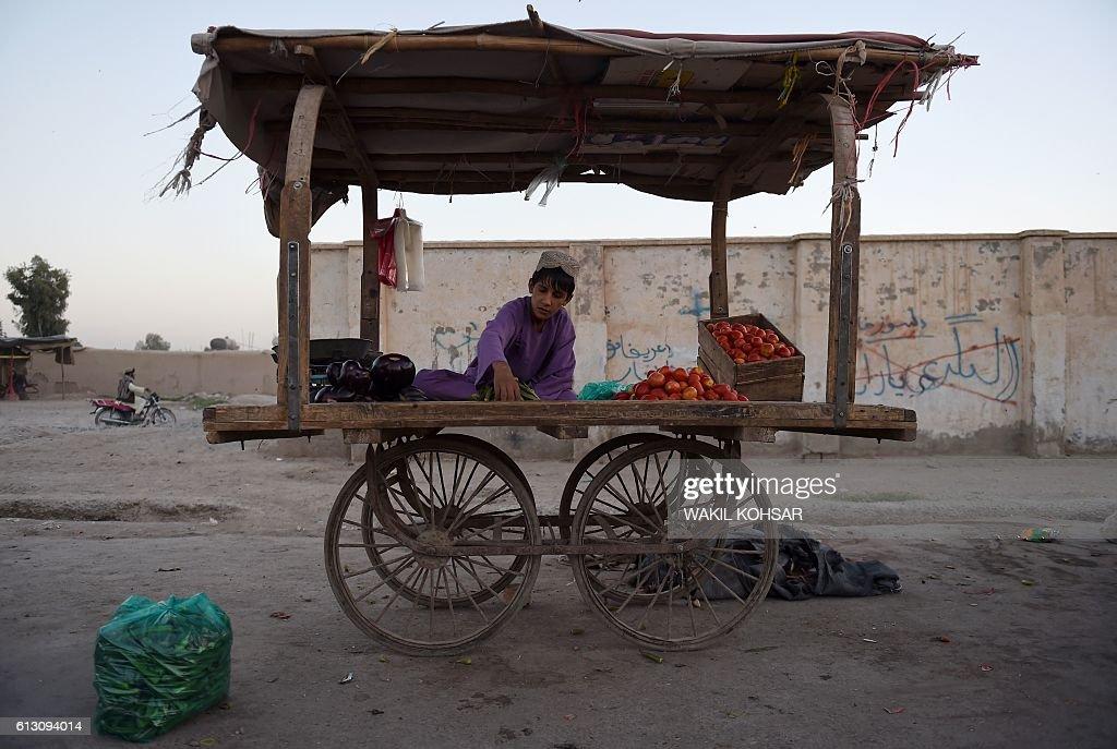 TOPSHOT-AFGHANISTAN-SOCIETY : Foto di attualità