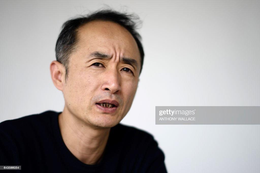 HONG KONG-CHINA-POLITICS-RIGHTS-LABOUR : News Photo
