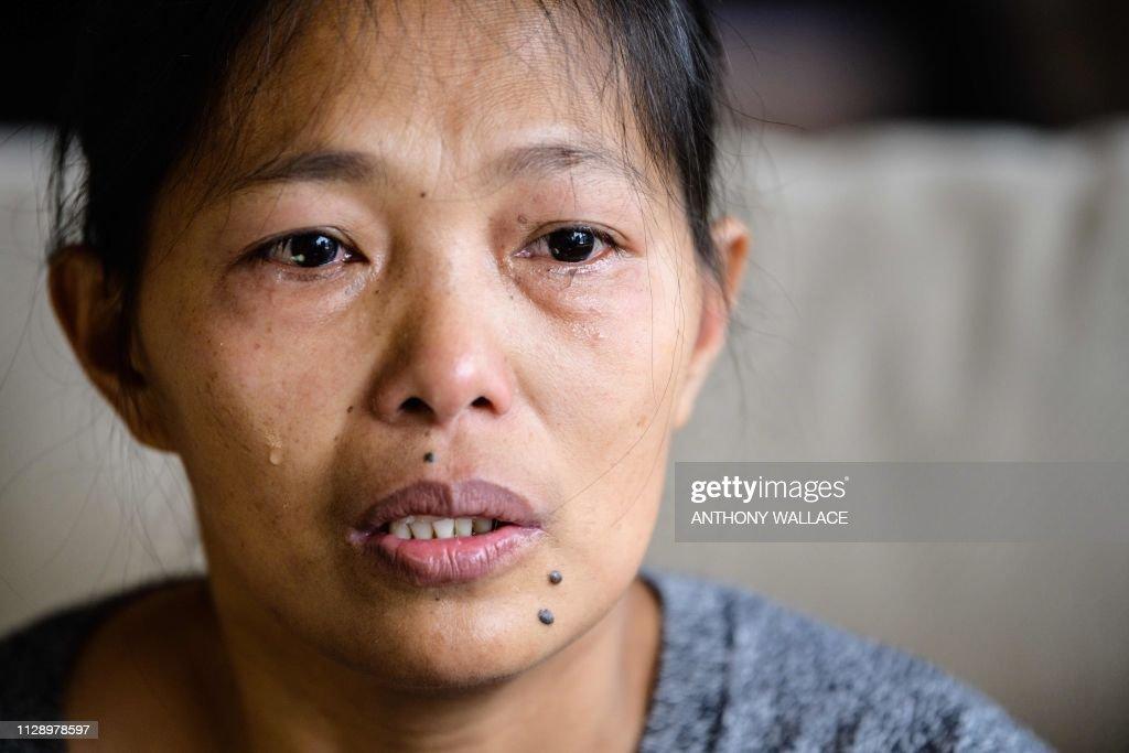 HONG KONG-WOMEN-RIGHTS-DOMESTIC : News Photo